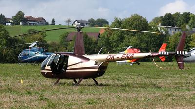 A picture of OKENA - Robinson R44 Raven I - [2007] - © Martin Nimmervoll