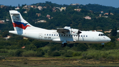 SX-GRI - ATR 42-500 - SkyExpress