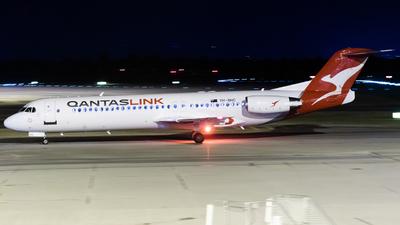 VH-NHC - Fokker 100 - QantasLink (Network Aviation)