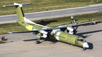 C-FUFC - Bombardier Dash 8-Q402 - Bombardier Aerospace