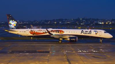PR-AYG - Embraer 190-200IGW - Azul Linhas Aéreas Brasileiras