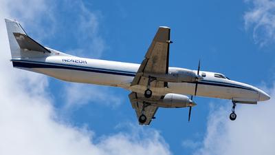 A picture of N242DH - Fairchild Swearingen Metroliner - Ameriflight - © Che Stuart