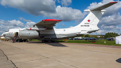 RF-78741 - Ilyushin IL-78M-90A - Russia - Air Force