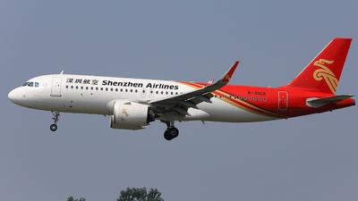 B-30CK - Airbus A320-271N - Shenzhen Airlines