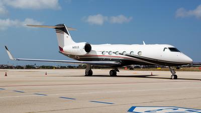 N450JS - Gulfstream G450 - Private
