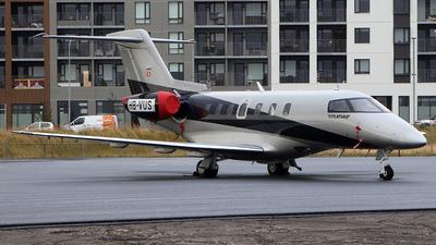 HB-VUS - Pilatus PC-24 - Private