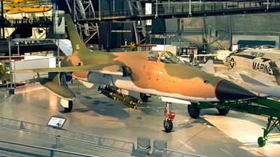 60-0445 - Republic F-105D Thunderchief - United States - US Air Force (USAF)