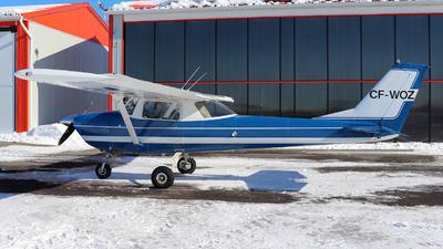 CF-WOZ - Cessna 150H - Private
