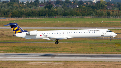 D-ACNX - Bombardier CRJ-900LR - Eurowings