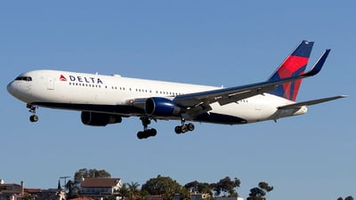 A picture of N1201P - Boeing 767332(ER) - Delta Air Lines - © Jeremy D. Dando