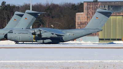 54-32 - Airbus A400M - Germany - Air Force