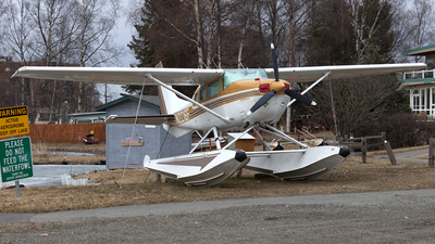 N2216F - Cessna U206G Stationair - Private