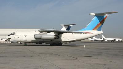 EK-76381 - Ilyushin IL-76TD - Veteran Avia