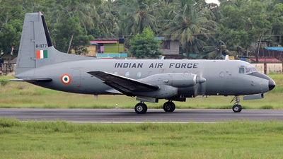 H-1177 - Hindustan Aeronautics HAL-748 - India - Air Force