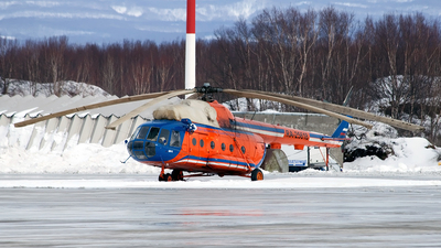 RA-25618 - Mil Mi-8MTV Hip - Petropavlovsk-Kamchatskoe Aviation Enterprise
