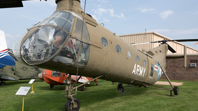 54-4003 - Piasecki CH-21B Workhorse - United States - US Air Force (USAF)