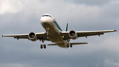 EI-DTI - Airbus A320-216 - Alitalia