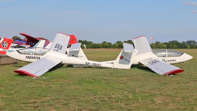 SP-3551 - PZL-Krosno KR-03A Puchatek - Aero Club - Wloclawski