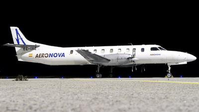 EC-IXL - Fairchild SA227-AC Metro III - Aeronova