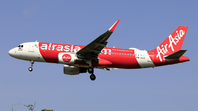 A picture of 9MAGZ - Airbus A320216 - AirAsia - © photogiap