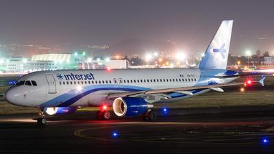 XA-ILY - Airbus A320-214 - Interjet