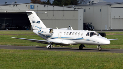 N444AM - Cessna 525B CitationJet 3 - Delta Private Jets