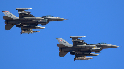 97-0111 - Lockheed Martin F-16C Fighting Falcon - United States - US Air Force (USAF)