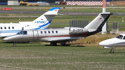 D-CBTA - Cessna 525 Citation CJ4 - Private
