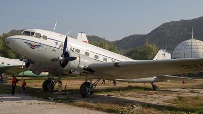 311 - Lisunov Li-2 - China - Air Force