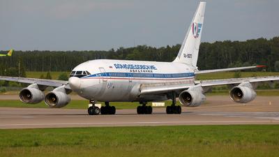 RA-96013 - Ilyushin IL-96-300 - Domodedovo Airlines