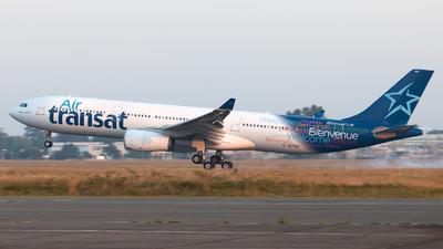 C-GTSD - Airbus A330-343 - Air Transat