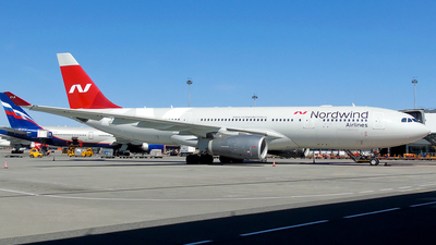 VP-BUC - Airbus A330-243 - Nordwind Airlines