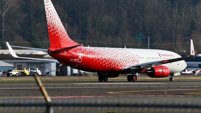 VP-BOH - Boeing 737-8LJ - Rossiya Airlines