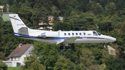 D-CYKP - Cessna 550B Citation Bravo - Tyrol Air Ambulance