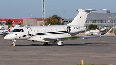 D-BOLT - Embraer EMB-550 Praetor 600 - Private