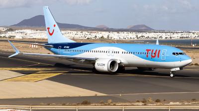 SE-RND - Boeing 737-8 MAX - TUI