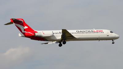 VH-NXO - Boeing 717-231 - QantasLink (National Jet Systems)