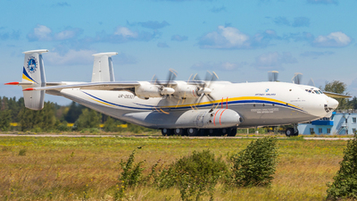UR-09307 - Antonov An-22 - Antonov Airlines