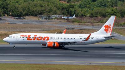 A picture of HSLVI - Boeing 7379GP(ER) - Thai Lion Air - © Alexander Listopad