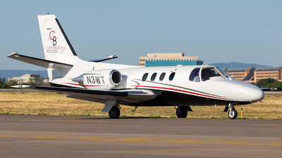 N3WT - Cessna 501 Citation SP - Private