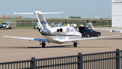 N473DB - Cessna 525 CitationJet - Private