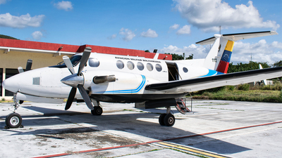 1112 - Beechcraft 200 Super King Air - Venezuela - Air Force