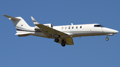 9H-CFL - Bombardier Learjet 45 - Private