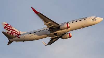 A picture of VHYIE - Boeing 7378FE - Virgin Australia - © TommyNG
