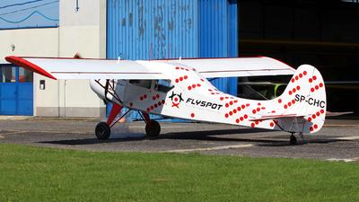 SP-CHC - PZL-Okecie 101A Gawron - Aero Club - Czestochowski