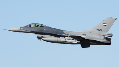 1625 - Lockheed Martin F-16C Fighting Falcon - Iraq - Air Force