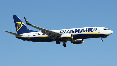 EI-DWO - Boeing 737-8AS - Ryanair