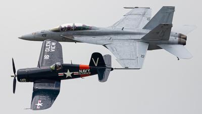 NX194G - Goodyear FG-1D Corsair - Private