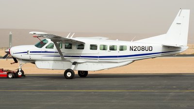 N208UD - Cessna 208B Grand Caravan - Textron Aviation