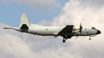 A picture of P.3M09 - Lockheed P3M Orion -  - © F.Wolf